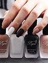 4 PCS-Bgirl Nail Art  Matte Nail Polish -16ml/Bottle 13-16(4 Colors)