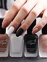 4 stuks-bgirl nail art matte nagellak -16ml / fles 13-16 (4 kleuren)