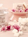 1Piece/Set Favor Holder - Cylinder Ceramic Favor Pails, Candy Jar, Candy Holder Baby Birthday Decorations
