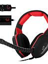 ho-939mv optisk avkodare videospel headset ear löstagbar mikrofon för PC / Mac / Xbox ett / Xbox 360 / PS3 / PS4