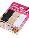 Body collant / Poitrine Supports Soutien-gorge en Silicone / Coussinets de Soutien-gorge Petrissage Shiatsu SupportVitesses Reglables /