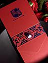 Șal & Buzunar Invitatii de nunta 50-Invitații Invitații pentru Petrecerea de Logodnă Stil Artistic Hârtie Perlă