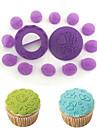 Decorer Outil Pour Gateau For Chocolate Pour Tarte Pour Cupcake Plastique Haute qualite Bricolage Ecologique