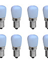 3W E14 Ampoules Bougies LED B 1 COB 160 lm Blanc Chaud / Blanc Froid Decorative AC 100-240 V 8 pieces