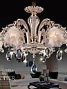 3 Lustre ,  Contemporain / Retro Dore Fonctionnalite for Cristal / LED CristalSalle de sejour / Chambre a coucher / Salle a manger /