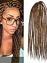 #27 Senegal / Crochet Tresses Twist Extensions de cheveux 24 Kanekalon 3 Brin 100g gramme Braids Hair