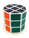 Cube de Vitesse  3*3*3 Octaedre Niveau professionnel Cubes magiques Vert Plastique