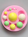 Moule de Cuisson Cartoon 3D Pour Gateau Pour Cookie For Chocolate Pour Tarte Silikon Vacances Bricolage Ecologique