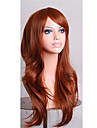 pelucas cosplay baratas pelucas sinteticas llenas 70 cm peluca belleza blanco