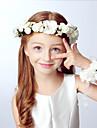 Fete Băieți Accesorii de Păr-Toate Sezoanele Acrilic Albastru Maro Roz Violet Bej