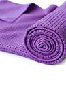 luxe de glissement des serviettes de yoga resistants