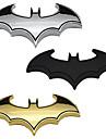3d metall bil klistermärken personlig bil Batmobile repor modifierad bil klistermärken markerade