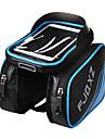 FJQXZ® Sac de Velo 3LLSac de cadre de velo Etanche / Zip etanche / Anti-derapant / Resistant aux Chocs / Multifonctionnel / Ecran tactile