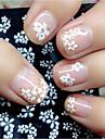30 Autocollant d\'art de clou Bijoux pour ongles Adorable Maquillage cosmetique Nail Art Design