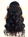 8-26inch 50g 1pcs brazilian vierge vague de corps de cheveux, couleur naturelle noir, cheveux humains vierge non transformes tisse vente