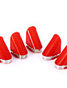 5 Creative Kitchen Gadget Rostfritt stål / Plast Frukt- och grönsaksskärare