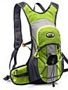 Cykling Ryggsäck ryggsäck för Fritid Sport Resa Löpning Sportväska Vattentät Reflekterande Rand Bärbar Multifunktionell Löparbälte-