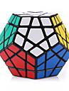 Shengshou® Cube de vitesse lisse Megamix Cubes magiques Noir Plastique