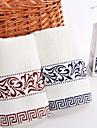 Tvätt handduk-100% Bomull-Färgat garn-33*74cm