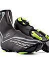 PROMEND Couvre-chaussures de Cyclisme Homme Femme Unisexe Etanche Respirable Reflechissant Exterieur Velo tout terrain / VTT Velo de Route