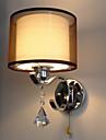 AC 100-240 60W E26/E27 Hedendaags / Landelijk Schilderen Kenmerk for Kristal / Ministijl,Sfeerverlichting Muurlampen Muur licht