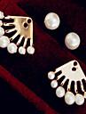 Dame La modă Adorabil Aliaj Line Shape Bijuterii Pentru Zilnic Casual