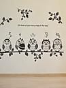 Desene Animate Perete Postituri Autocolante perete plane Autocolante de Perete Decorative,PVC Material Detașabil Pagina de decorarede