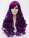 cosplaya peruk vind lolita lolita flera färggradient peruk dagligen peruk syntetiska peruker