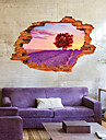 3D Stickers muraux Stickers avion / Stickers muraux 3D Stickers muraux decoratifs,PVC Materiel Amovible Decoration d\'interieur Wall Decal