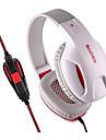 Sades SA701 Casques (Bandeaux)ForLecteur multimedia/Tablette / OrdinateursWithAvec Microphone / DJ / Reglage de volume / Radio FM / Jeux