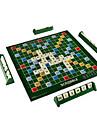 Vintage Classic Word Poängrekord Scrabble Original Tiles Barn Brädspel