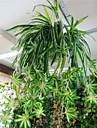 1 1 Une succursale Polyester / Plastique Plantes / Autres Corbeille Fleur Fleurs artificielles 26.771inch/68cm