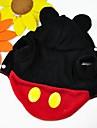 Chat / Chien Costume / Pulls a capuche / Tenue Rouge Vetements pour Chien Hiver / Printemps/Automne Dessin-Anime Mignon / Cosplay