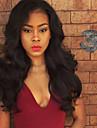 7a u del spets människohår peruker för svarta kvinnor brasilianskt jungfruligt hår vågigt spets front peruker limfria spetsar peruker