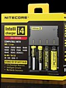 Nitecore i4 intelli charge chargeur de batterie intelligente universelle