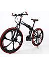 Mountain Bikes / Folding Cyklar Cykelsport 21 Hastighet 26 tum/700CC Herr SIMANO TX30 Dubbel skivbroms Springergaffel Bakhjulsupphängning