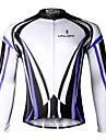 PALADIN® Maillot de Cyclisme Homme Manches longues VeloRespirable / Sechage rapide / Resistant aux ultraviolets / Diminue Irritation /