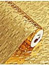 Couleur Pleine 3D Fond d\'ecran pour la maison Contemporain Revetement , PVC/Vinyl Materiel adhesif requis fond d\'ecran , Couvre Mur