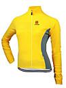 Sportif Veste de Cyclisme Femme Manches longues VeloRespirable / Sechage rapide / Pare-vent / Design Anatomique / Resistant aux