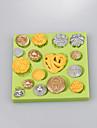1 Bakning Teflonbehandlad / Miljövänlig / Ny ankomst / Hot Sale / kaka Utsmyckning / DIY / bakning Tool / Hög kvalitet / ModeTårta / Kaka