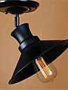40 Takmonterad ,  Rustik/Stuga / Vintage / Kontor/företag / Rustik Målning Särdrag for Flush Mount Lights / Ministil / designers Metall