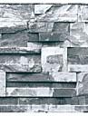 Art Deco / Tegel / 3D Bakgrund För hemmet Nutida Tapetsering , PVC/Vinyl Material lim behövs tapet , room Wallcovering
