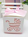 12 Pezzo/Set Porta-bomboniera-Cubi Carta Bomboniere scatole Vasi e bottiglie per dolci Confezioni regalo Confezioni per biscottiNon