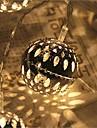 20 conduit star 2.5m prise etanche en plein air vacances decoration de Noel lumiere lumiere led de chaine