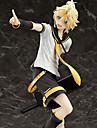 Cosplay Kagamine Len PVC 22cm Anime Actionfigurer Modell Leksaker doll Toy