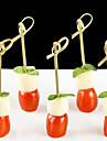 1 pieces Other For Pour Fruit / Pour legumes / Pour Ustensiles de cuisine Bambou Multifonction / Creative Kitchen Gadget / Nouveautes