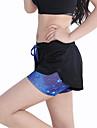 Pantalon de yoga Cuissard  / Short Bas Respirable Sechage rapide Compression Confortable Taille basse Haute elasticite Vetements de sport