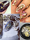 120pcs Nail Art Decoration strass Perles Maquillage cosmetique Nail Art Design