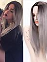 ombre grise perruques perruque femme perruques synthetiques gris ombre pour les femmes noires resistantes perruques synthetiques bon