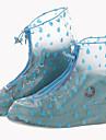 Plastique pour Couvre-chaussures Others Noir / Blanc